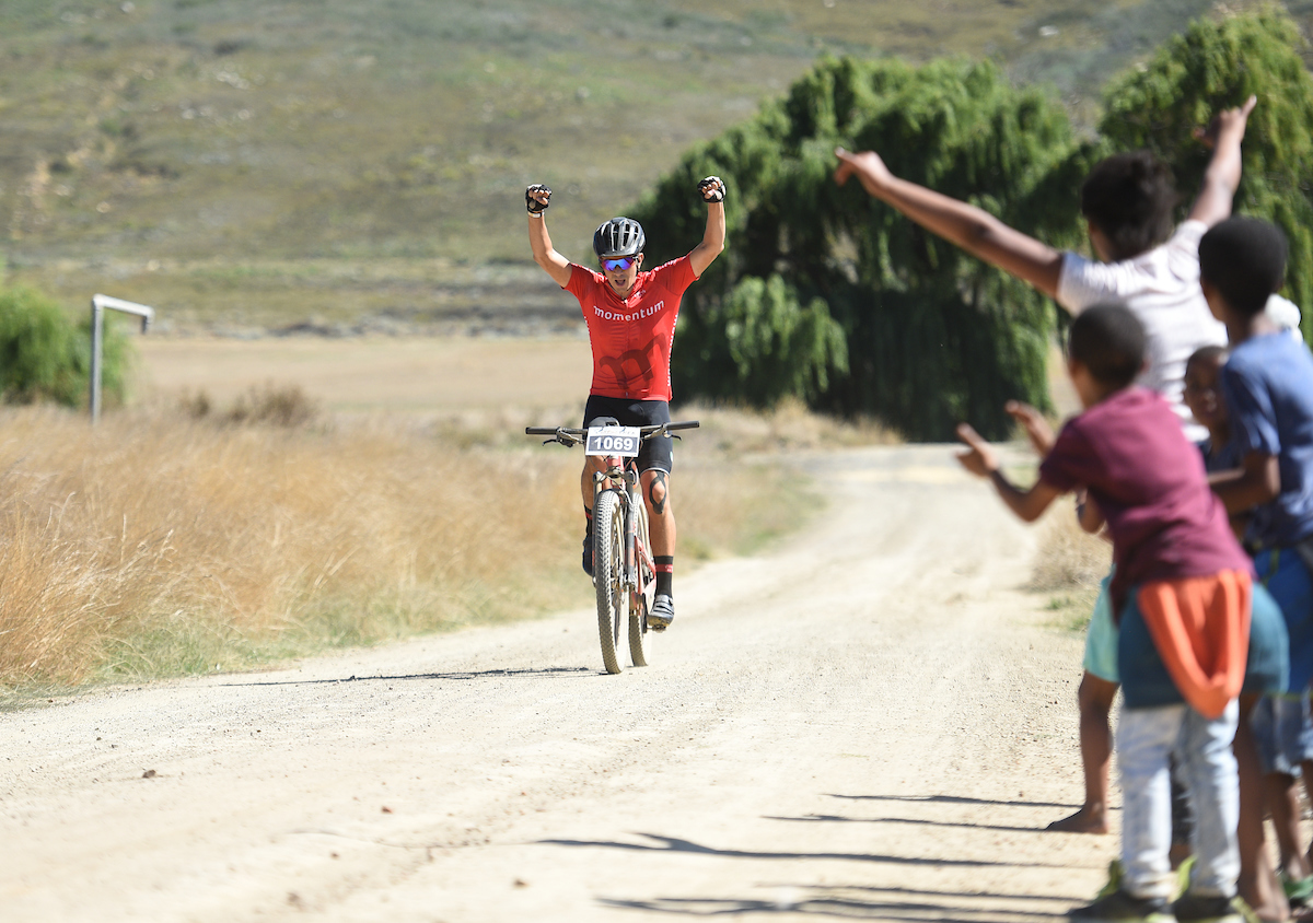 MOMENTUM HEALTH AND BIOGEN REMAIN COMMITTED TO MOUNTAIN BIKING